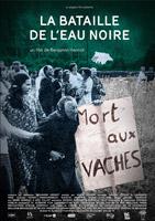 """Affiche du film : """"La Bataille de l'Eau Noire""""."""